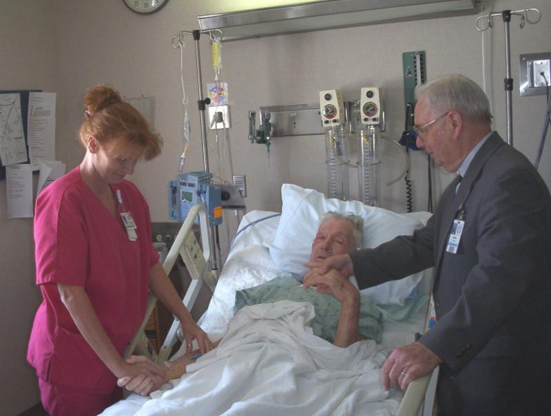 Civilian Hospital Chaplain