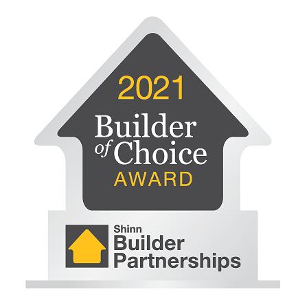Builder of Choice Award Logo