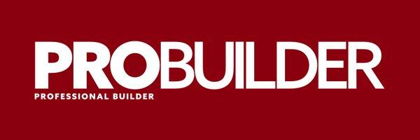 Professional Builder logo