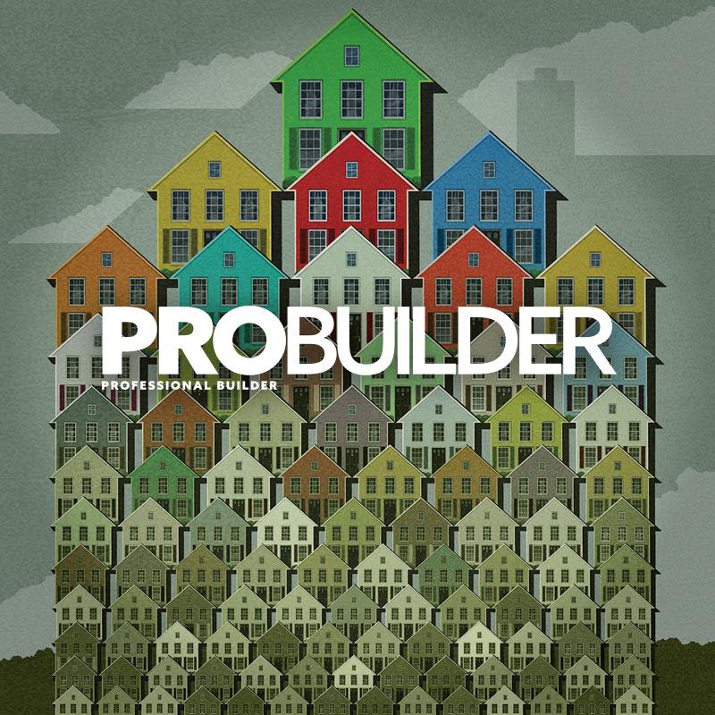 Pro Builder Housing Giants logo