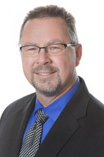 photo of Gregg Holladay of Bradford White
