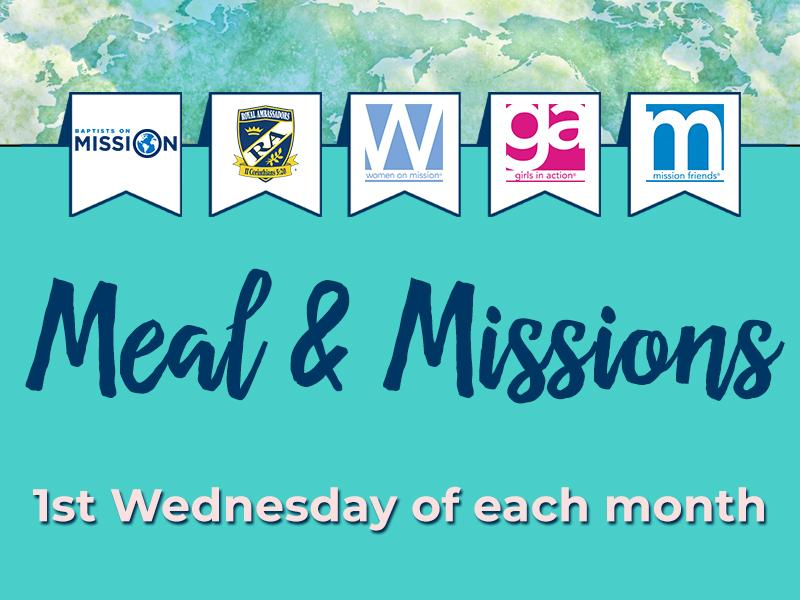 Meal & Missions