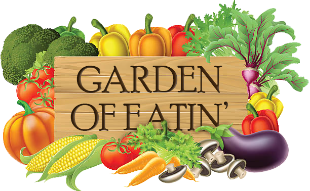 Garden of Eatin Sign