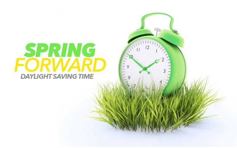 Time Change Spring Forward