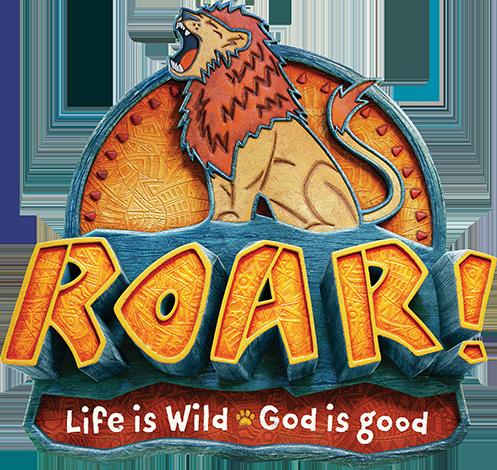 VBS Roar Logo
