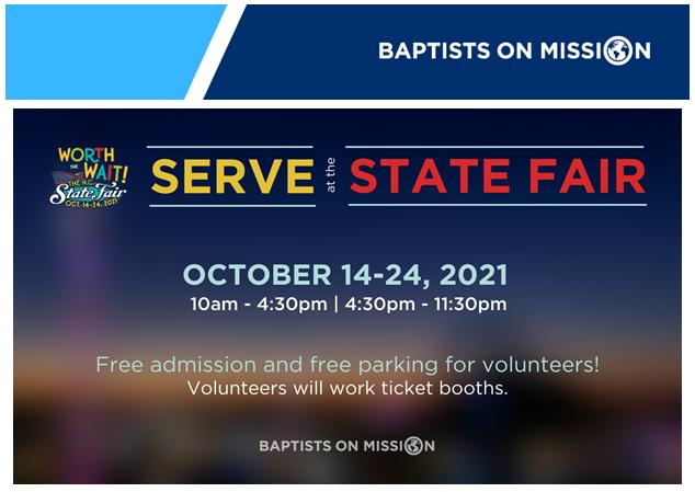 State Fair Serve