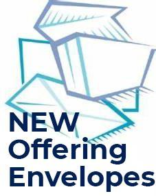 New Offering Envelopes