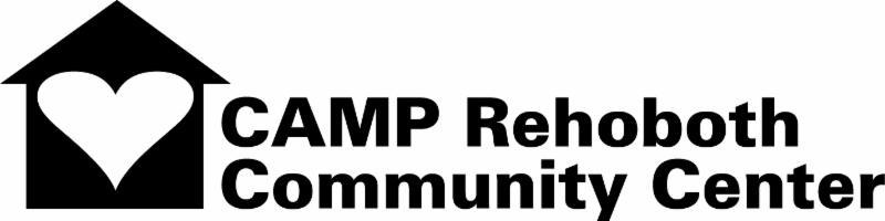CAMP Rehoboth B&W logo
