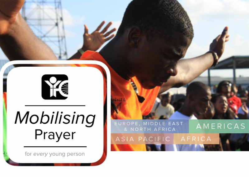 ePray: Make a Prayer List