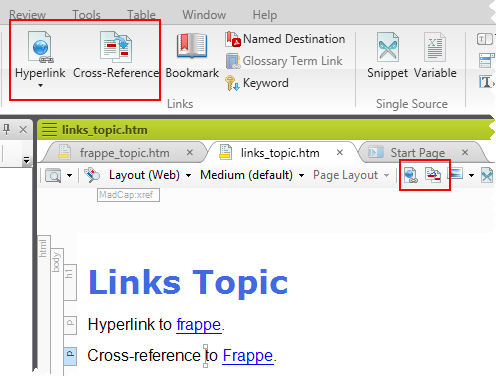 the logical blog by iconlogic madcap flare hyperlinks vs cross