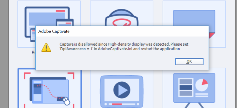 The Logical Blog by IconLogic: ADOBE CAPTIVATE: Getting Past