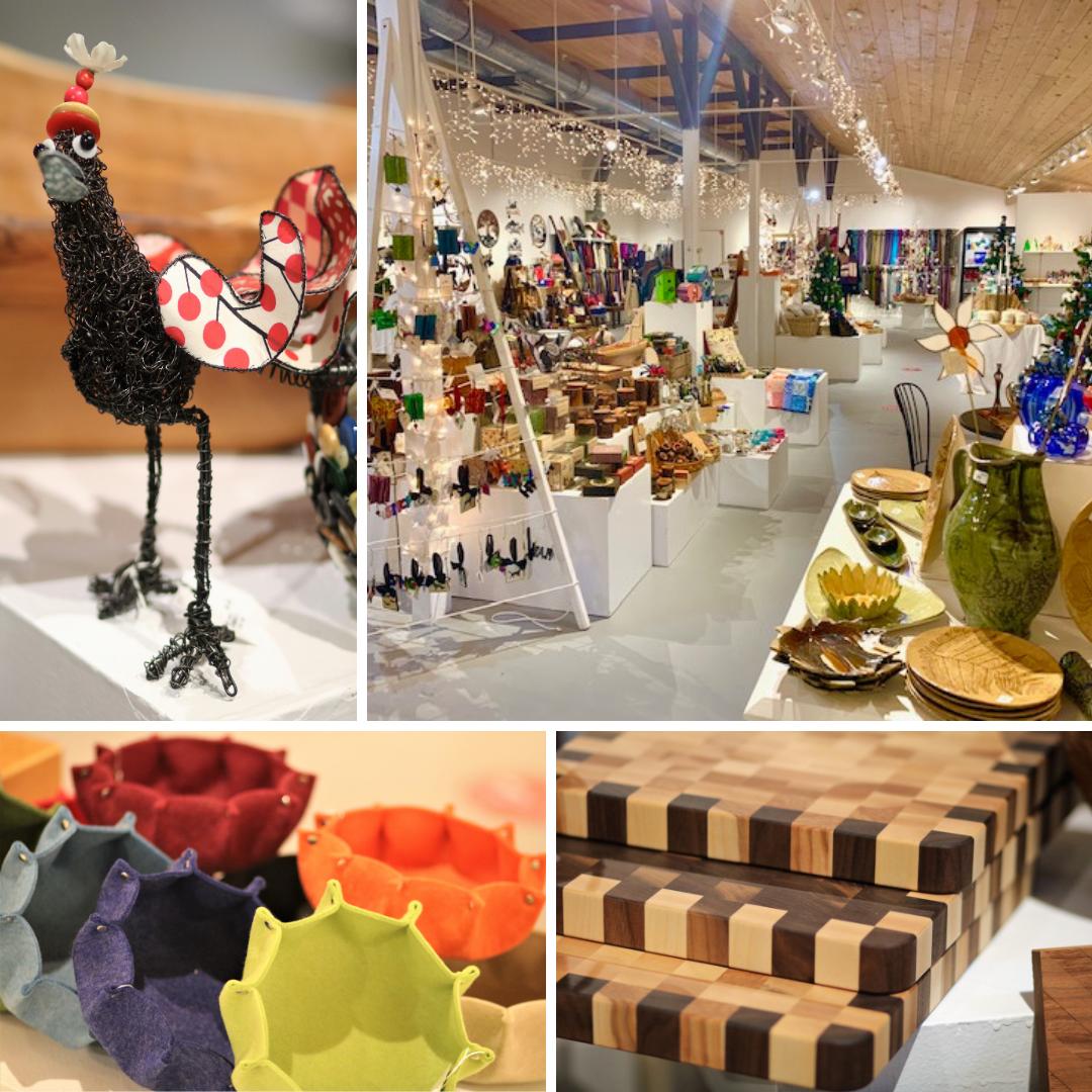 Guilford Art Center Holiday Shopping