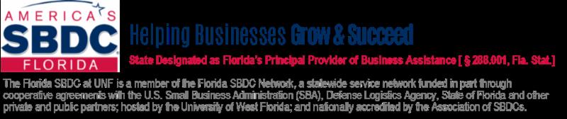 Small Business Development Center At Unf 12000 Alumni Drive Jacksonville Fl 32224 904 620 2476