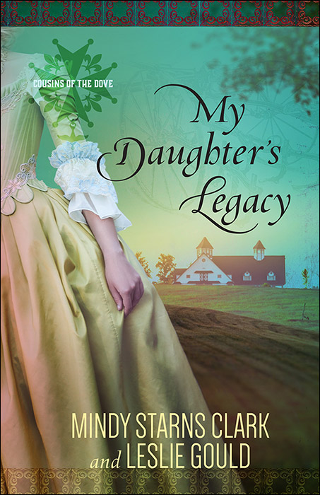 'My Daughter's Legacy' Blog Tour, Author Chat Party, and Giveaway