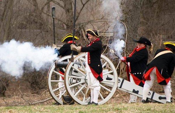 Patriot's Day Revolutionary Muster