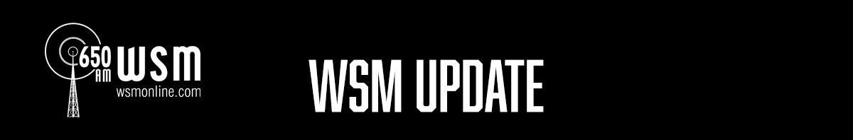 WSM Update
