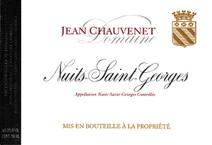 Chauvenet Nuits label
