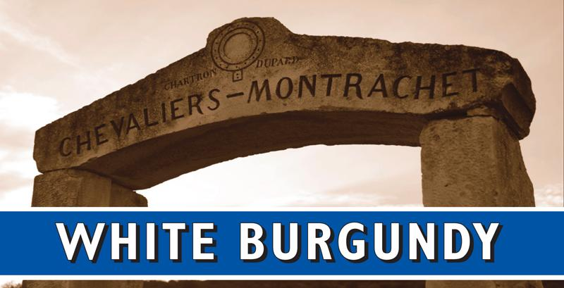 White Burgundy Header