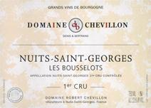 Chevillon Bousselots label