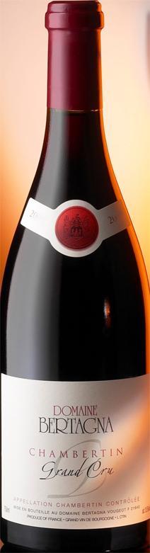 Bertagna Chambertin Bottle