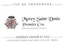 Lignier morey 1er label
