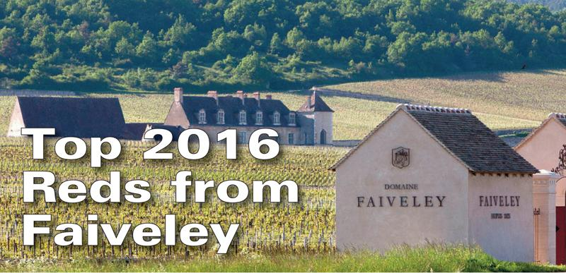 Faiveley Top Reds 2016 header