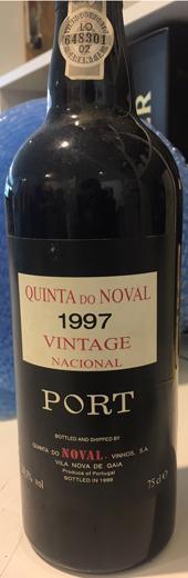 Noval Nacional 1997