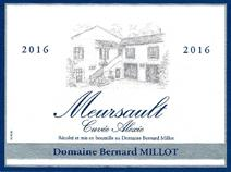 Millot Alexie 2016 label