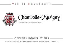 Lignier Chambolle label