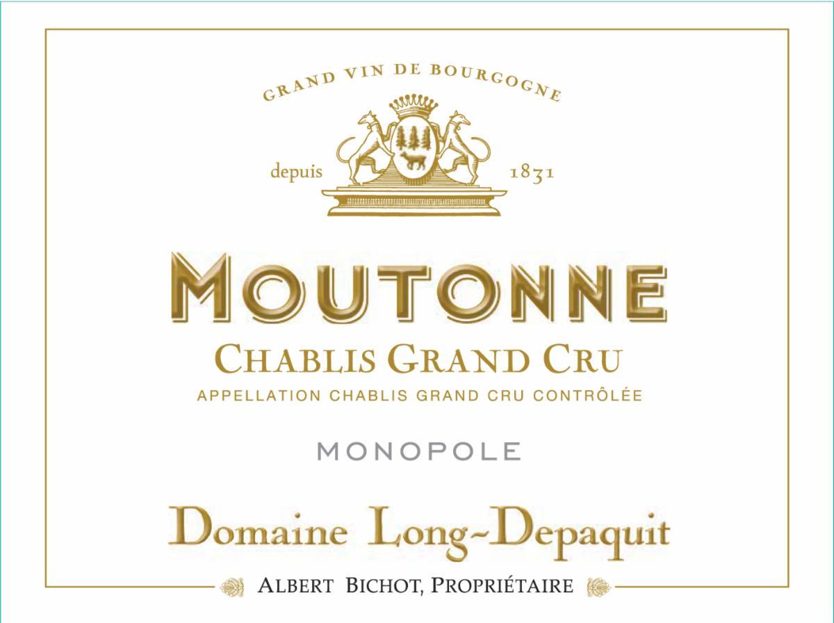 Long-Depaquit Moutonne label hi