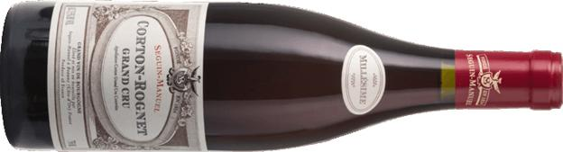 Seguin-Manuel Corton Rognet bottle