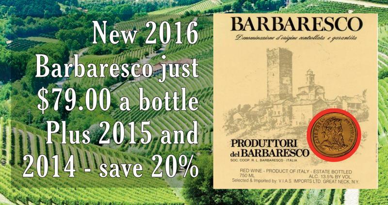 Produttori Barbaresco 2016 header