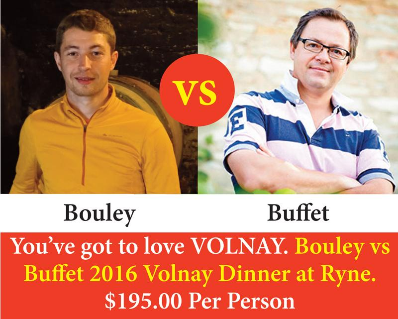 Bouley vs Buffet Dinner header