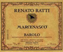 Ratti Marcenasco label