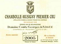Vogue 1er label 2005