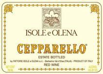 Cepparello Label