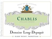 Long-Depaquit Chablis label