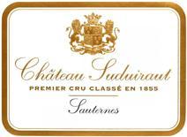 Suduiraut label