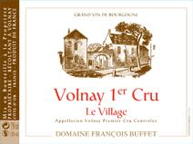 Buffet Village label