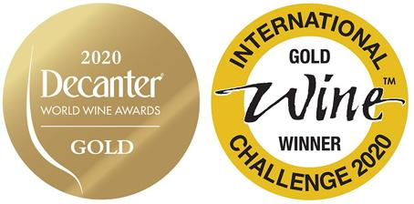 Decanter IWC Gold 2020
