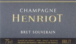 Henriot Souverain