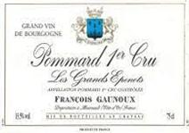 Gaunous Francois Grands Epenots label