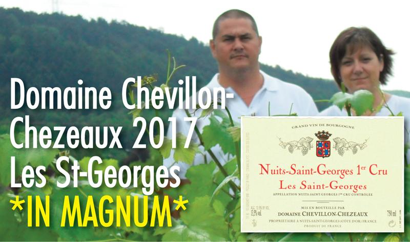Chevillon-Chezeaux 2017 Les St-Georges Magnum header