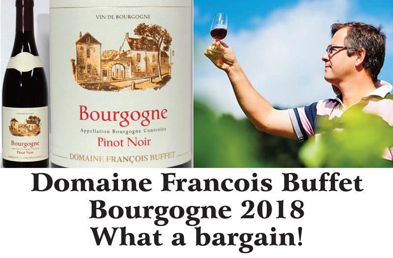 Buffet Bourgogne 2018 Header