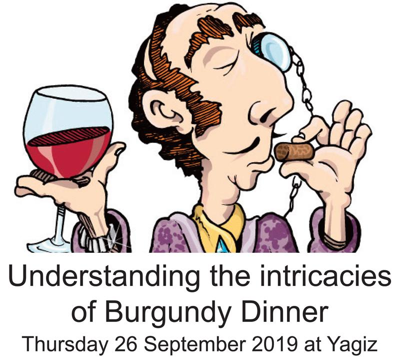Burgundy Intracacies Dinner header