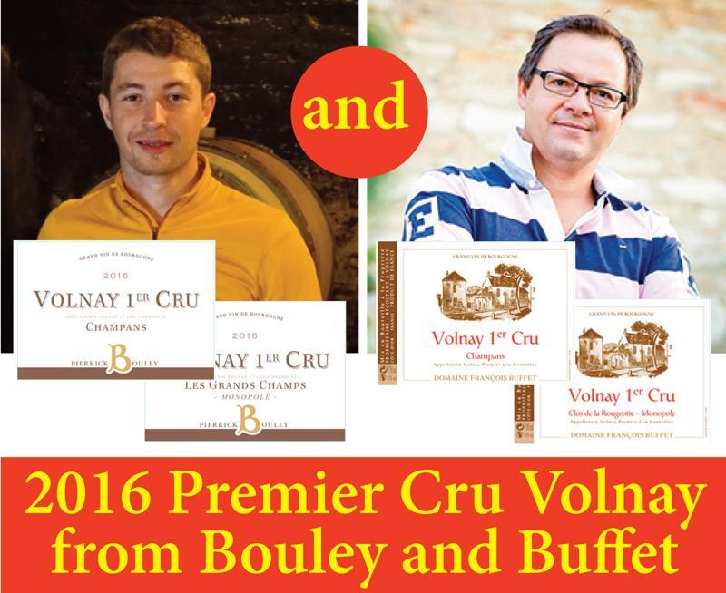 Bouley Buffet 2016 Volnay header