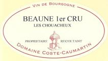 coste-caumartin beaune label