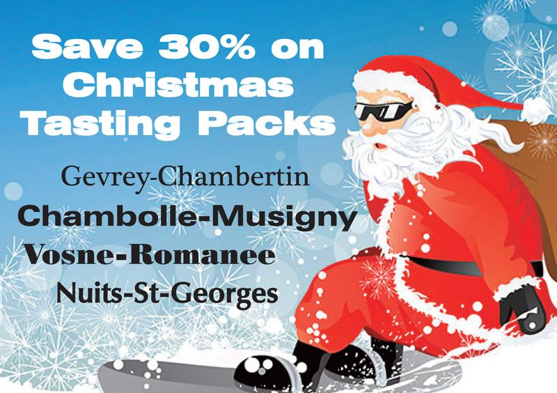 Christmas Tasting Packs header