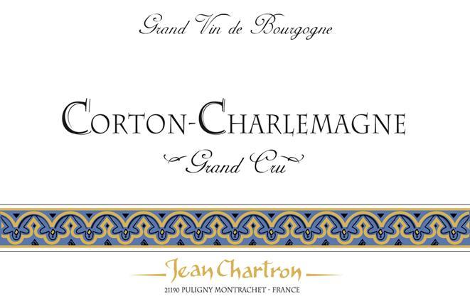 Chartron Corton-Charlemagne label hi