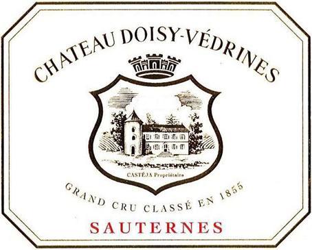 Doisy-Vedrines label